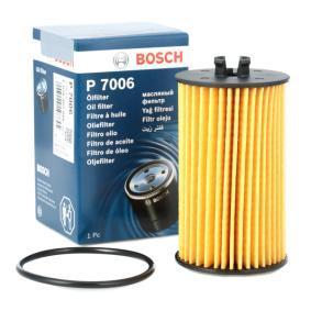 650173 für OPEL, GMC, VAUXHALL, PLYMOUTH, Ölfilter BOSCH (F 026 407 006) Online-Shop