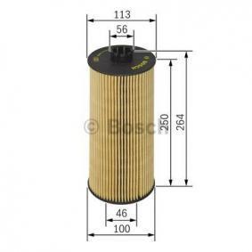 BOSCH F 026 407 042 Ölfilter OEM - 0001420640 CLAAS, SAMPA günstig