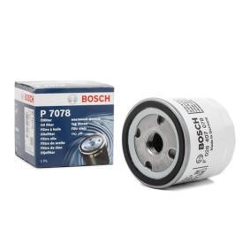 2 (DY) BOSCH Oil filter F 026 407 078
