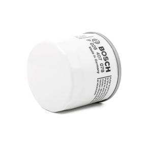 BOSCH Oil filter F 026 407 078