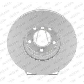 Bremsscheibe FERODO Art.No - DDF1241C OEM: 34116764021 für BMW kaufen