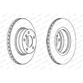 FERODO Bremsscheibe 34116764021 für BMW bestellen