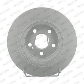 FERODO Bremsscheibe (DDF1308C) niedriger Preis