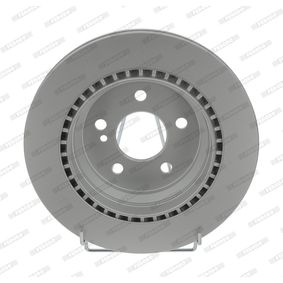 FERODO Bremsscheibe 2104210812 für MERCEDES-BENZ bestellen