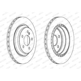 FERODO Bremsscheibe A220423021264 für MERCEDES-BENZ, DAIMLER bestellen
