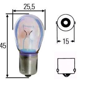 Крушка с нагреваема жичка 8GA 002 073-123 онлайн магазин