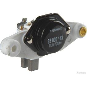 Regulador del alternador HERTH+BUSS ELPARTS Art.No - 35000143 OEM: 4474755 para FIAT, ALFA ROMEO, CHRYSLER, IVECO, LANCIA obtener