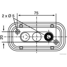 82710135 Begrenzungsleuchte von HERTH+BUSS ELPARTS Qualitäts Ersatzteile