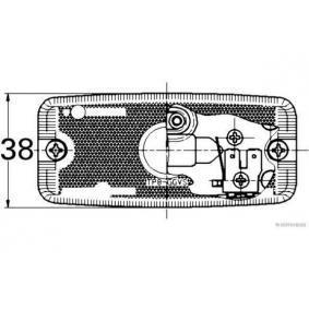 HERTH+BUSS ELPARTS Габаритни светлини (82710235) на ниска цена