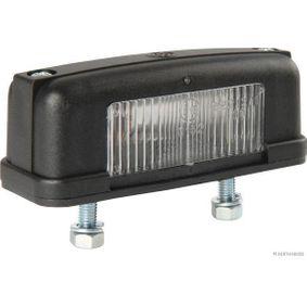 Kennzeichenleuchte HERTH+BUSS ELPARTS Art.No - 84750016 OEM: A0008201960 für MERCEDES-BENZ kaufen