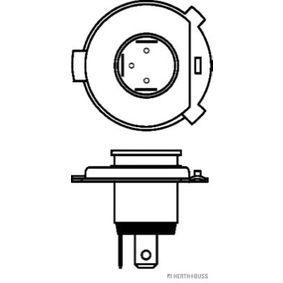 Крушка с нагреваема жичка, главни фарове 89901034 онлайн магазин