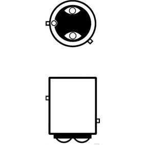 Bulb, brake / tail light 89901195 online shop