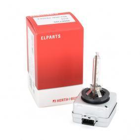89901320 Крушка с нагреваема жичка, фар за дълги светлини от HERTH+BUSS ELPARTS качествени части