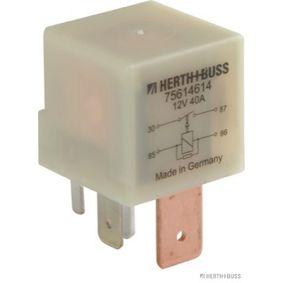 HERTH+BUSS ELPARTS Relais 75614614 für AUDI A4 1.9 TDI 130 PS kaufen
