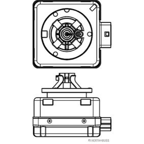 HERTH+BUSS ELPARTS Glühlampe, Hauptscheinwerfer 2098044 für OPEL, VAUXHALL bestellen