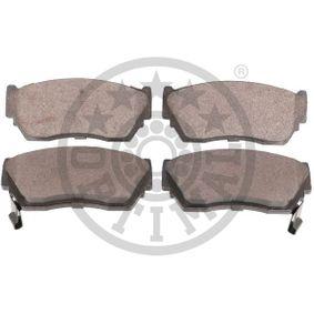 OPTIMAL Bremsbelagsatz, Scheibenbremse 4106050Y90 für HYUNDAI, NISSAN bestellen