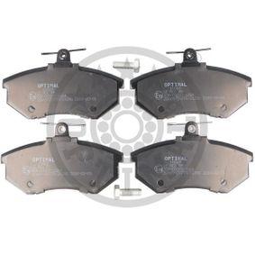 OPTIMAL Bremskraftregler 10069 für AUDI 90 2.2 E quattro 136 PS kaufen