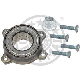 1E0698451 für VW, AUDI, FORD, SKODA, SEAT, Bromsbeläggssats, skivbroms OPTIMAL(10094) Webbaffär