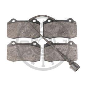 OPTIMAL Bremsbelagsatz, Scheibenbremse 1ML698151 für VW, AUDI, SKODA, SEAT bestellen