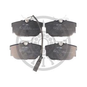OPTIMAL Bremsbelagsatz, Scheibenbremse 34116797859 für BMW bestellen