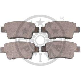 OPEL CORSA 1.6 Turbo 211 CV año de fabricación 06.2011 - Cremallera de Dirección y Bomba de Direccion (12431) OPTIMAL Tienda online