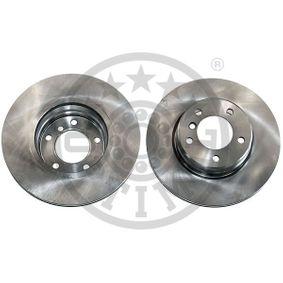 Bremsscheibe OPTIMAL Art.No - BS-7566 OEM: 34116764021 für BMW kaufen