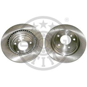 Bremsscheibe OPTIMAL Art.No - BS-7614 OEM: 34216764651 für BMW, MINI kaufen