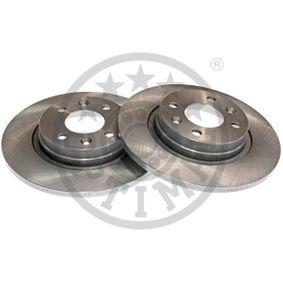 Bremsscheibe OPTIMAL Art.No - BS-8270 kaufen