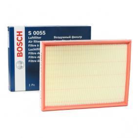 BOSCH Motorluftfilter F 026 400 055