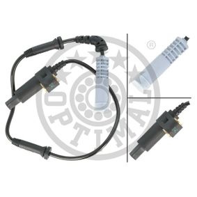 OPTIMAL Sensor, Raddrehzahl 1164651 für BMW bestellen