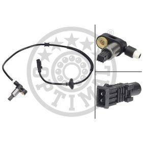 Sensor, Raddrehzahl OPTIMAL Art.No - 06-S018 OEM: 454554 für PEUGEOT, CITROЁN kaufen