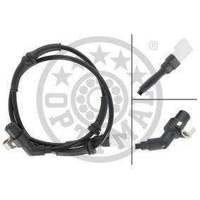 Sensor, Raddrehzahl OPTIMAL Art.No - 06-S025 OEM: 1E0043701B für FORD, MAZDA, VOLVO kaufen