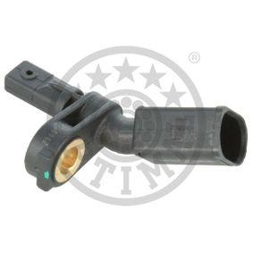 OPTIMAL Sensor, Raddrehzahl WHT003861 für VW, AUDI, SKODA, SEAT, PORSCHE bestellen