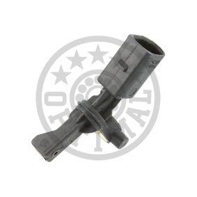 OPTIMAL Sensor, Raddrehzahl 6Q0927807B für VW, AUDI, SKODA, SEAT bestellen