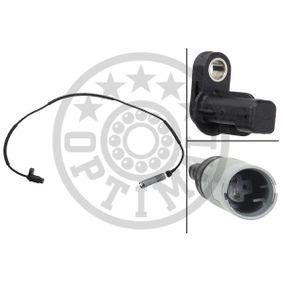Sensor, Raddrehzahl OPTIMAL Art.No - 06-S077 OEM: 34526762466 für BMW kaufen