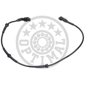 OPTIMAL Sensor, Raddrehzahl 1038224 für FORD bestellen