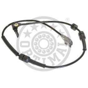 OPTIMAL Sensor, Raddrehzahl 1493882080 für FIAT, PEUGEOT, CITROЁN, ALFA ROMEO, LANCIA bestellen