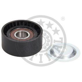 OPTIMAL Tensioner pulley v-ribbed belt 0-N1620S