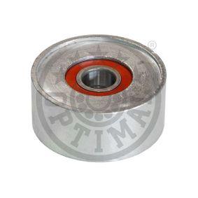 Tensioner pulley, v-ribbed belt 0-N1810S OPTIMAL