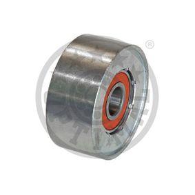 RAV 4 II (CLA2_, XA2_, ZCA2_, ACA2_) OPTIMAL Tensioner pulley v-ribbed belt 0-N1810S