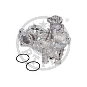 Wasserpumpe OPTIMAL Art.No - AQ-1041 OEM: 037121010B für VW, AUDI, FORD, SKODA, SEAT kaufen