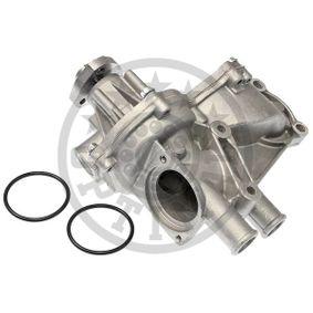 Wasserpumpe OPTIMAL Art.No - AQ-1042 OEM: 037121010C für VW, AUDI, FORD, SKODA, SEAT kaufen