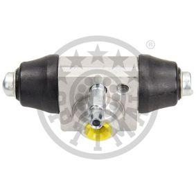 Radbremszylinder OPTIMAL Art.No - RZ-3924A OEM: 171611053 für VW, AUDI, SKODA, SEAT, PORSCHE kaufen