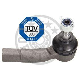 Spurstangenkopf OPTIMAL Art.No - G1-1004 OEM: 8Z0423811A für VW, AUDI, SKODA, SEAT, ALFA ROMEO kaufen