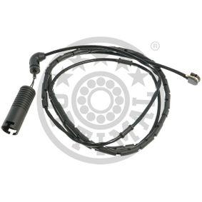 Warnkontakt, Bremsbelagverschleiß OPTIMAL Art.No - WKT-50346K OEM: 34351164372 für BMW kaufen