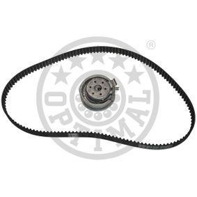 VW GOLF 1.6 100 PS ab Baujahr 08.1997 - Zahnriemensatz (SK-1109) OPTIMAL Shop