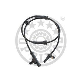 OPTIMAL Sensor, Raddrehzahl 4545E1 für PEUGEOT, CITROЁN, VOLVO, ALFA ROMEO bestellen