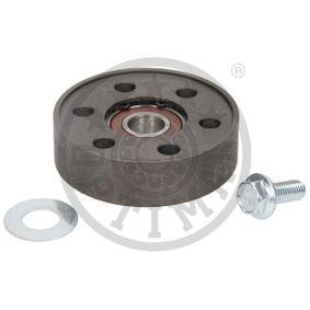 OPTIMAL Tensioner pulley v-ribbed belt 0-N2098S