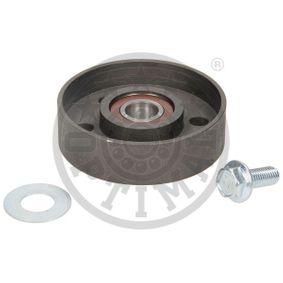 Tensioner pulley, v-ribbed belt 0-N2098S OPTIMAL