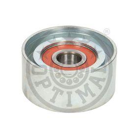 Tensioner pulley, v-ribbed belt 0-N2103S OPTIMAL